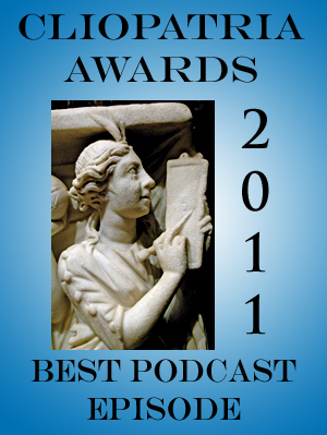 2011 Cliopatria Awards: Best Podcast Episode icon