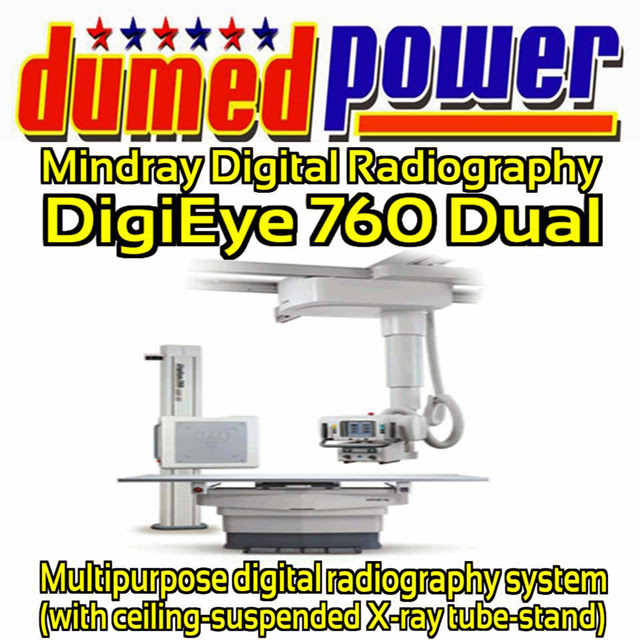 Mindray-Digital-Radiography-DigiEye-760-Dual-DR