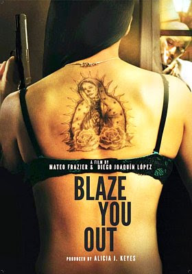 Filme Poster Blaze You Out DVDRip XviD & RMVB Legendado