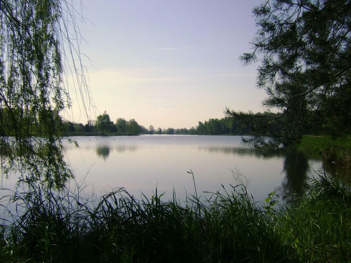 Leźnica Osiedle, Zalew