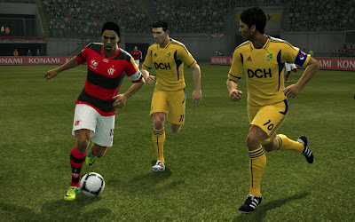Patch PES 2012 Ultimate Patch 1.1 + Fix by Razib-46