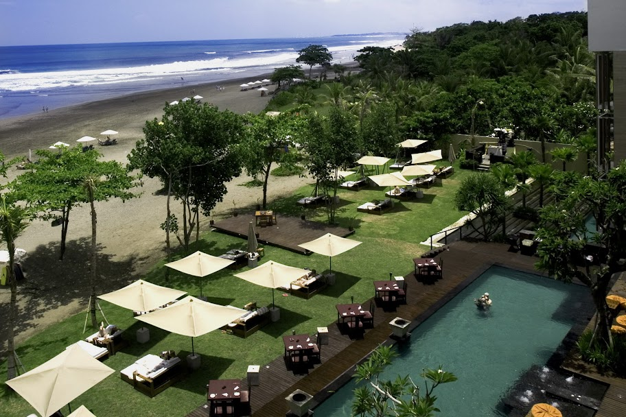 """Разведка на Бали в поисках самого """"серьёзного"""" отеля"""