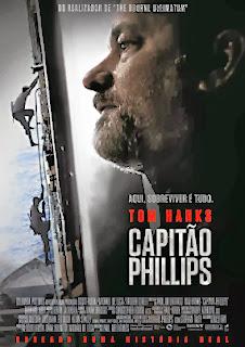 Filme Poster Capitão Phillips TS XviD & RMVB Dublado
