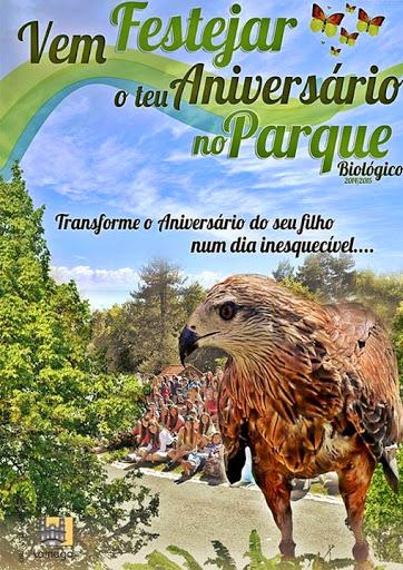 Parque Biológico da Serra das Meadas é o local ideal para festejar o seu aniversário