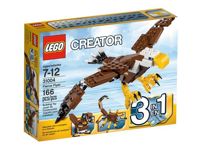 レゴ クリエイター イーグル 31004