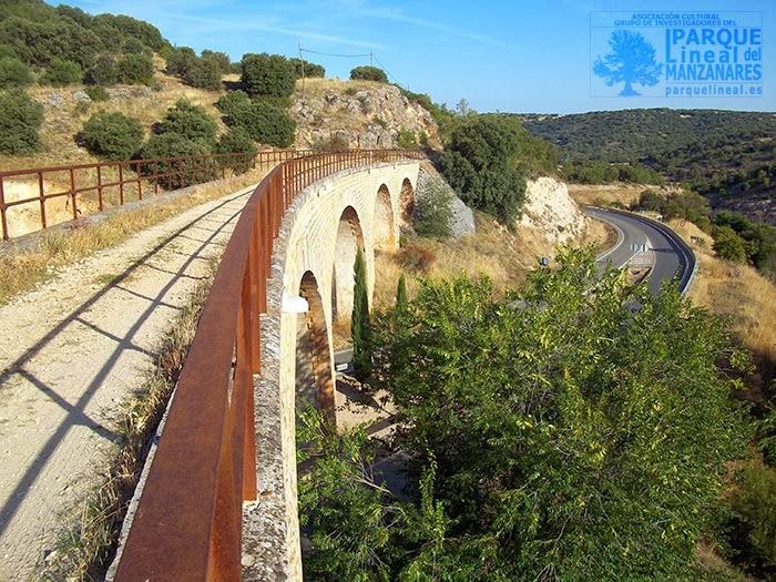 viaducto de mondejar
