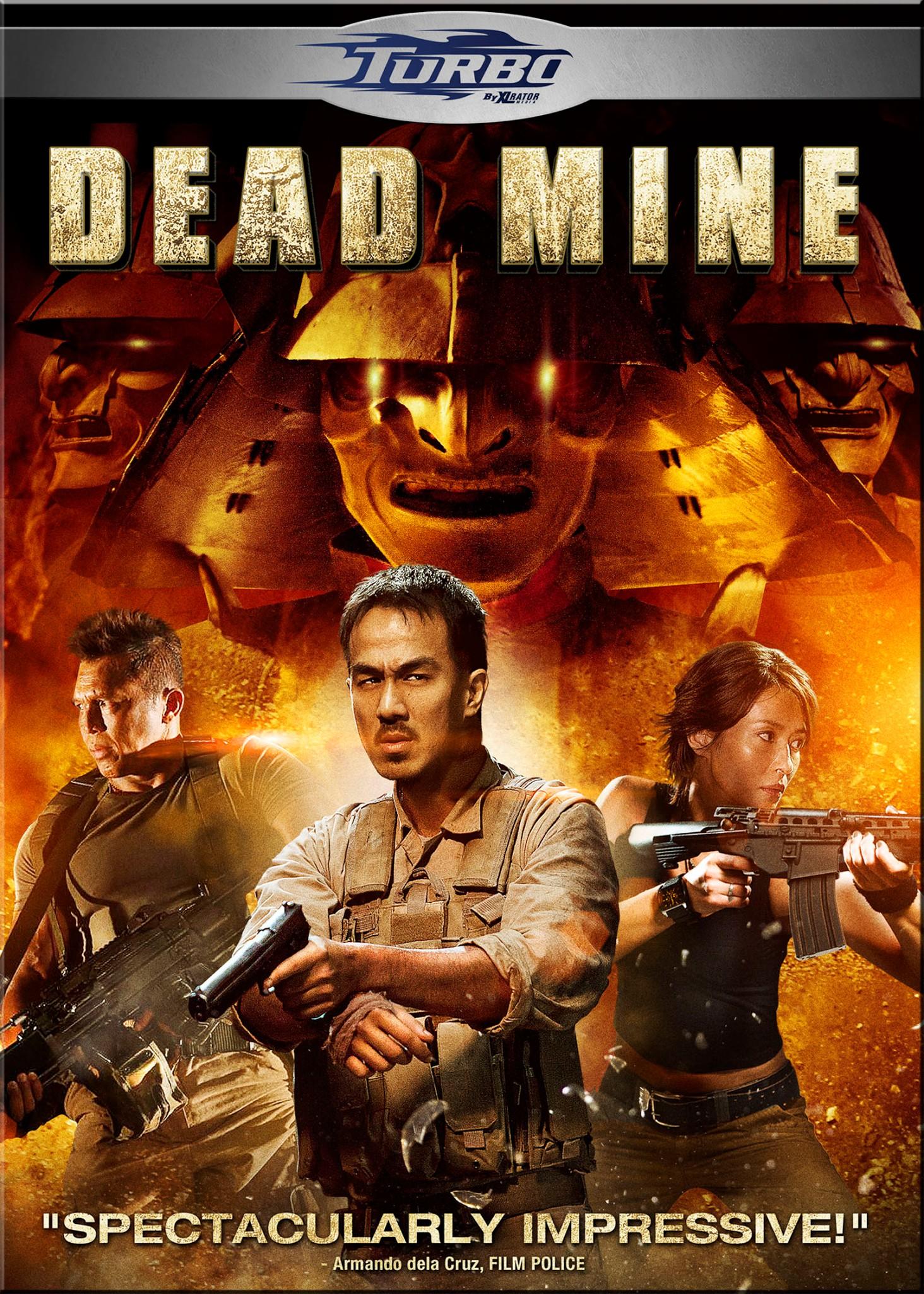 Phim Mỏ Vàng Tử Thần Full Hd - Dead Mine 2013