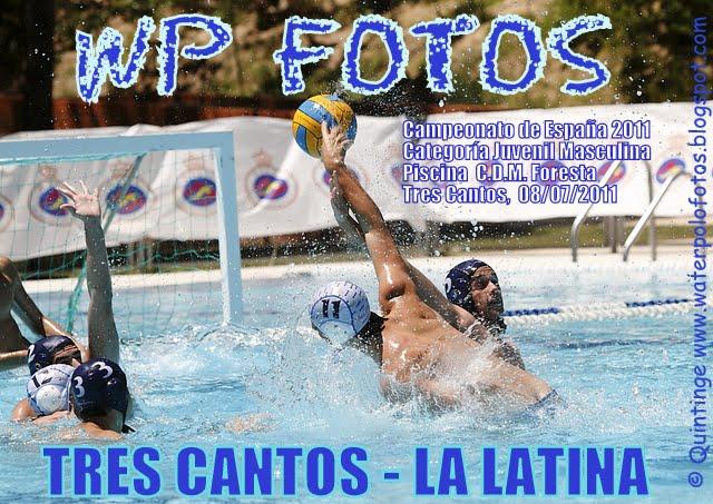 Waterpolo fotos campeonato de espa a juvenil mas c n for Piscina foresta tres cantos
