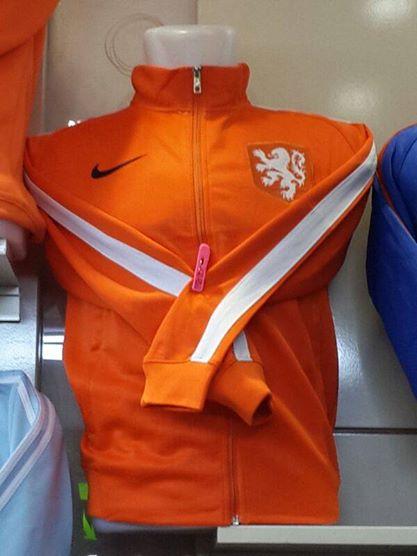 Jual Jaket Belanda Orange Terbaru 2014