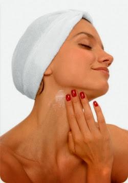Маска против старения груди
