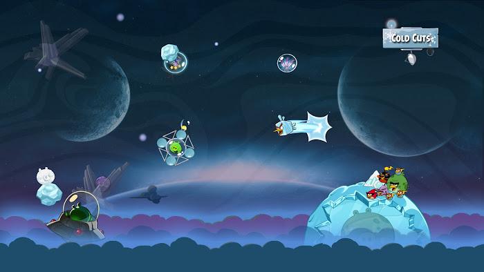 Hình nền về những chú chim điên trong Angry Birds - Ảnh 8