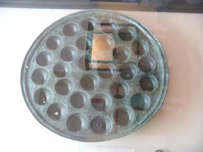 昔のたこ焼き器