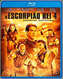 Baixar Filme O Escorpião Rei 4 BluRay Dublado Torrent
