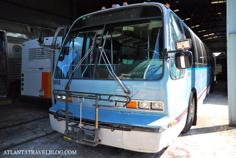 Пассажирские автобусы