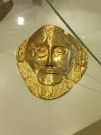 Le masque d'Agamemnon