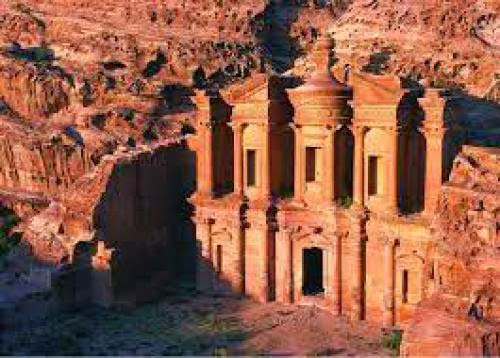 Petra City Of Mystery