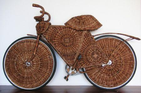 Natural Fiber Bicycle 5