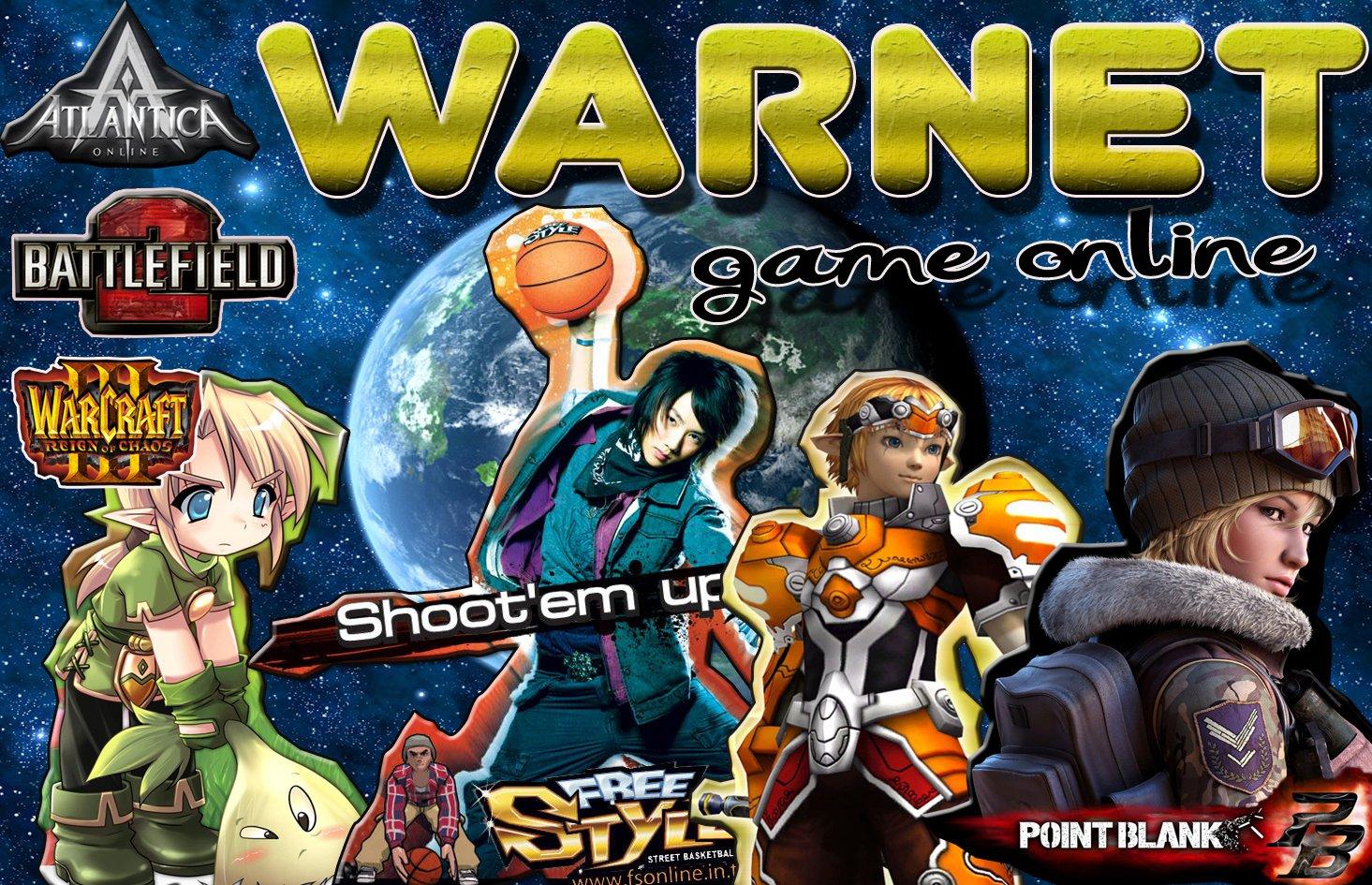 Banner Kedua Tidak Kalah Keren Dengan Background Planet Bumi Banner Ini Lebih Berwarnawarna Dari Karakter Game Online Juga Mencolok Bgttujuan Saya Biar