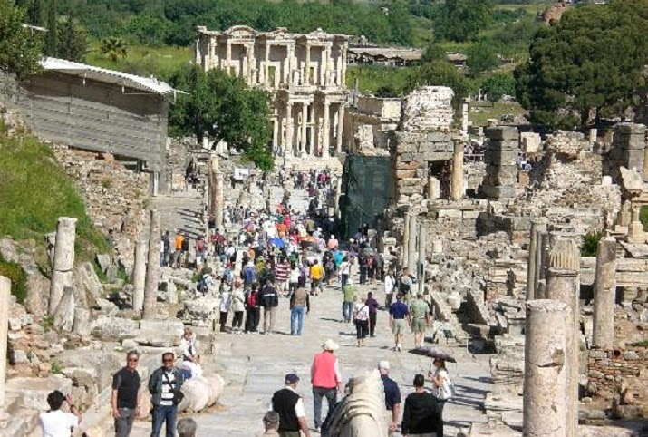 Near East: Turkey to protect ancient sites from mass tourism