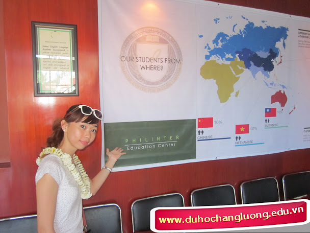 Du học Philippines cùng Học viện Anh ngữ Philinter