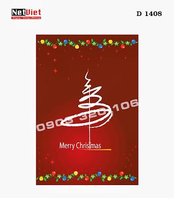Làm thiệp Giáng Sinh tặng bạn bè, đối tác để ngày lễ càng thêm trọn vẹn