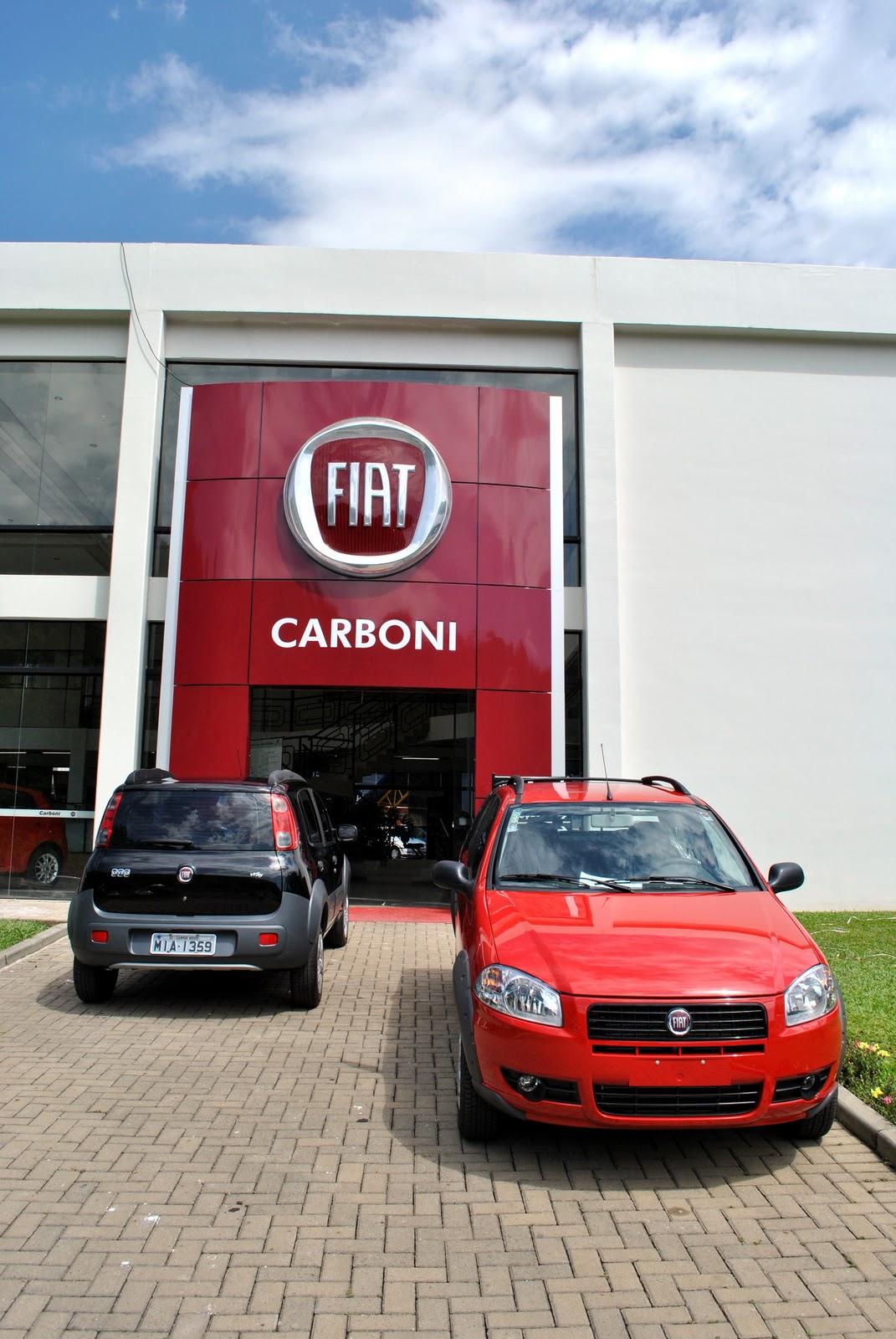 Carboni Fiat de Videira inaugura nova identificação e departamento de seminovos DSC 0484