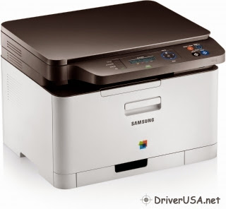 Download Samsung CLX-3305W printer driver software – install instruction