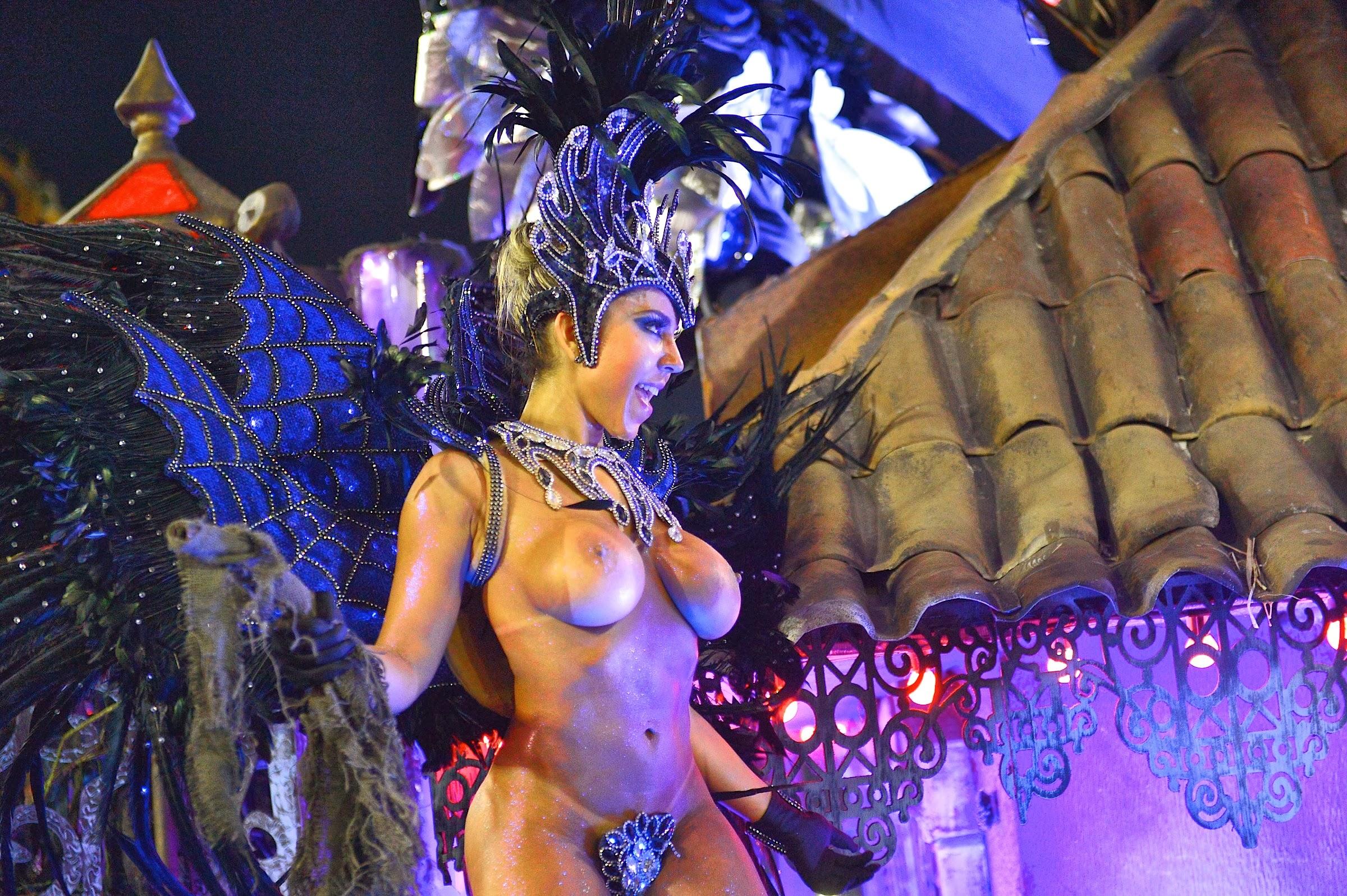 Rio carnival shell cover