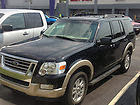 2009 Ford Explorer Eddie Bauer Sport Utility NICE 55K MILES Leather BLACK