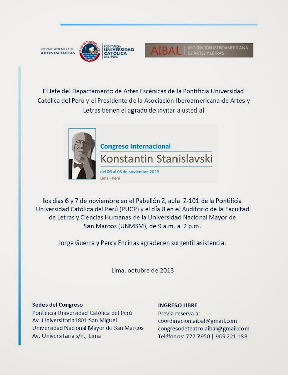 Invitación y Programa