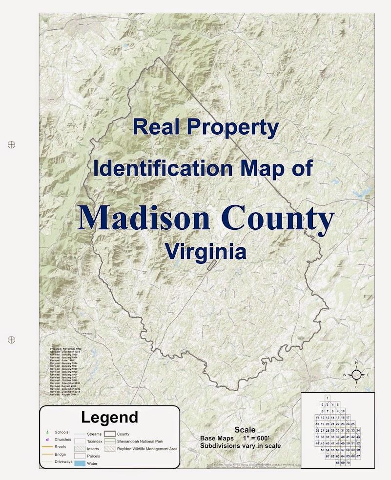 Madison County Tax Maps Home | Madison County, Virginia
