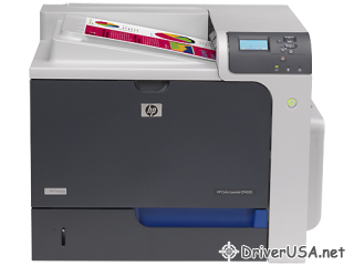 Driver HP Color LaserJet Enterprise CP4525n Printer – Download & installing Instruction