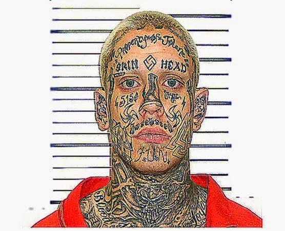 15 Prison Tattoos Rocked by Hard Knock Criminals