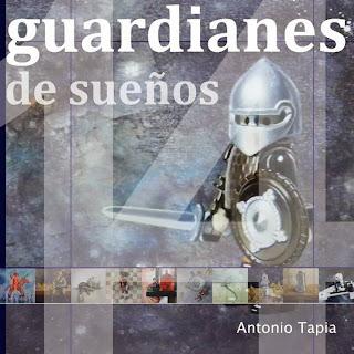 portada del catálogo,exposición de Antonio Tapia