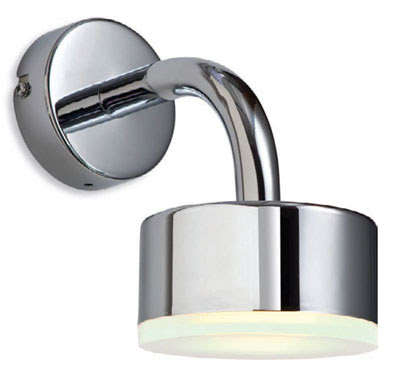 The Firstlight 6239CH - Iguazu Bathroom Wall Light(Low Energy Bathroom Wall Lamp)