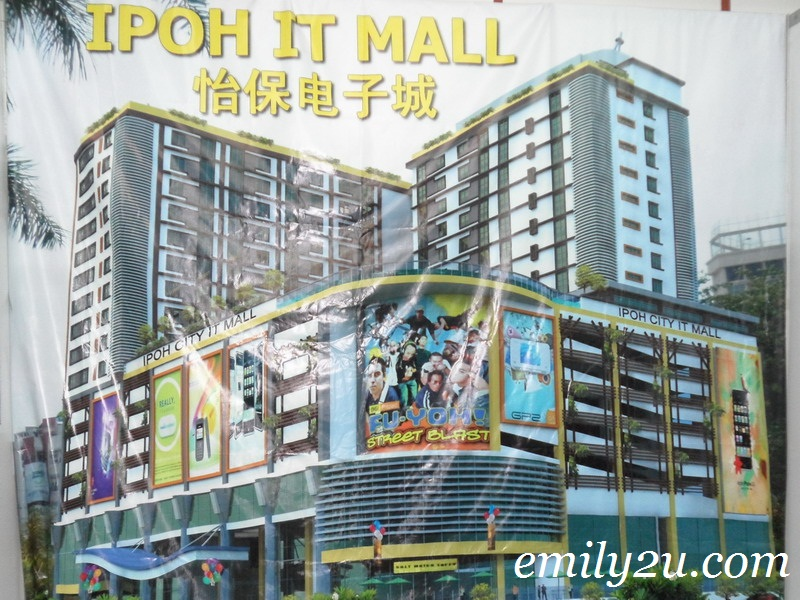 Ipoh City IT Mall