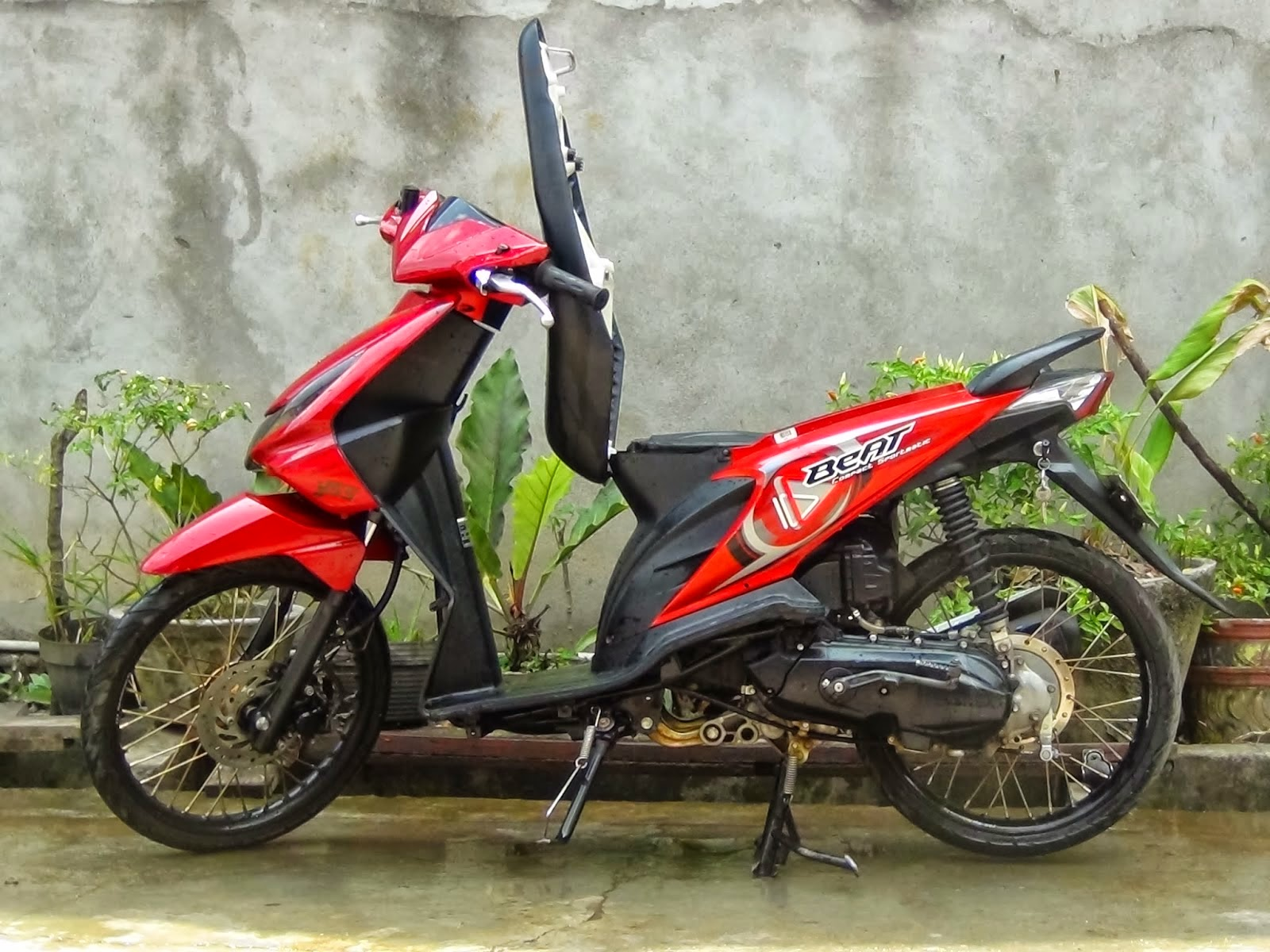 Download 99 Honda Beat Fi Modifikasi Lowrider Terbaru Dan Terkeren