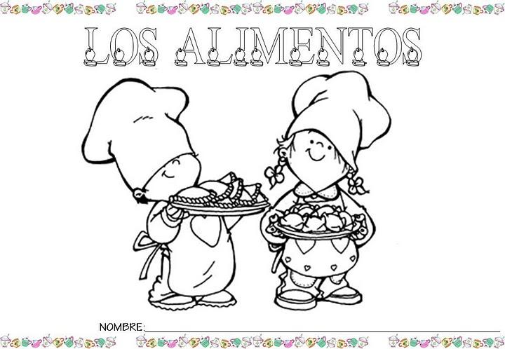 Esos locos bajitos de infantil proyecto los alimentos for Proyecto cocina infantil