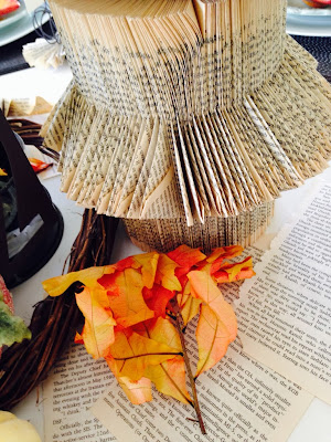 Old book crafts