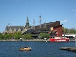 Stockholm: Vasamuseet, Djurgarden