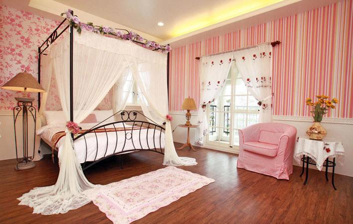 伊莉愛莉宜蘭民宿的房間