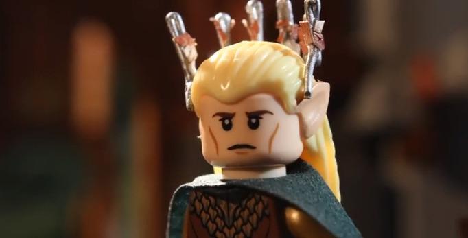 #哈比人的歷險記:「樂高」也來演繹「荒谷惡龍」篇! 3