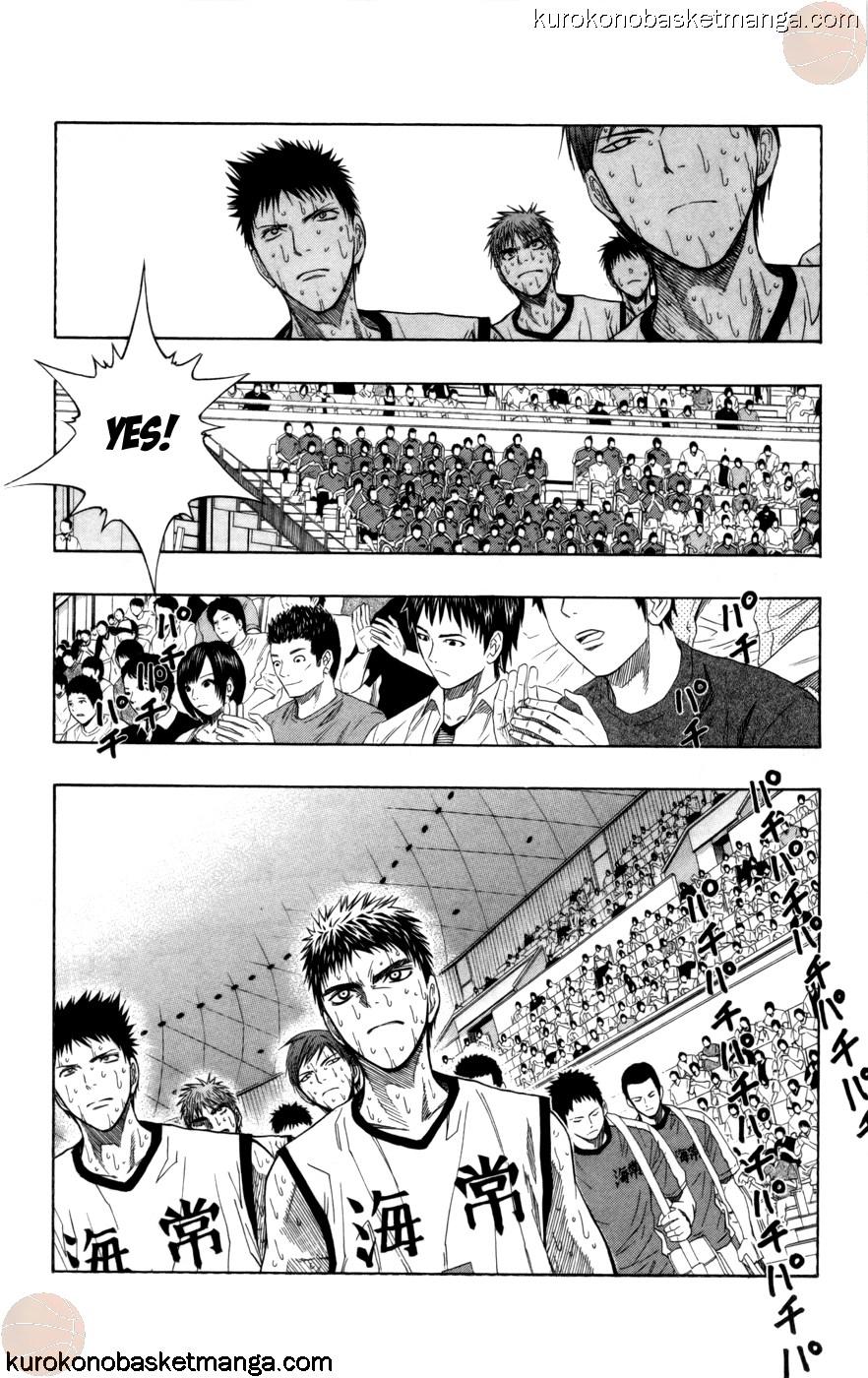 Kuroko no Basket Manga Chapter 73 - Image 10