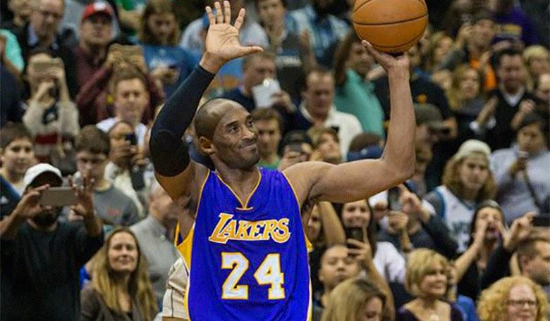 Kobe Bryant Surpasses Michael Jordan in Scoring