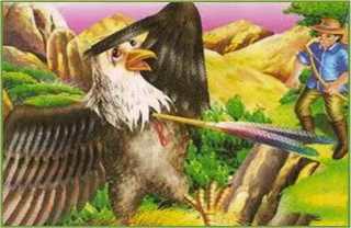 El aguila y el cuervo