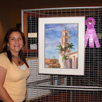 Capturing Camarillo Contest Best of Show- St. Mary Magdelene Belltower $375