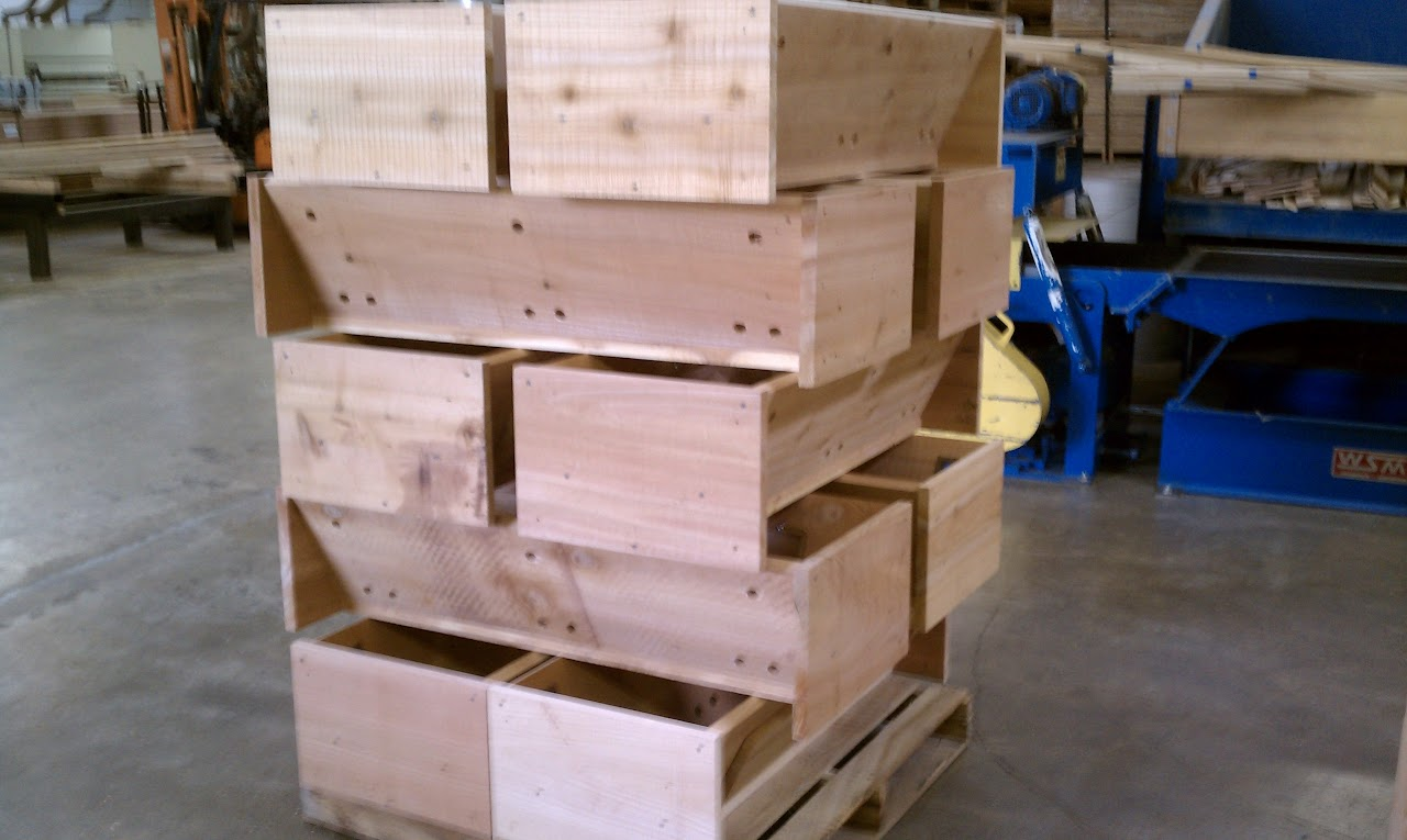 Top Bar Hives for Packing