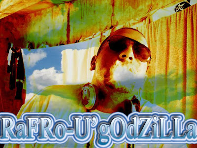 #RapBR -   RaFRo-U_gOdZiLLa Prepara seu EP independente