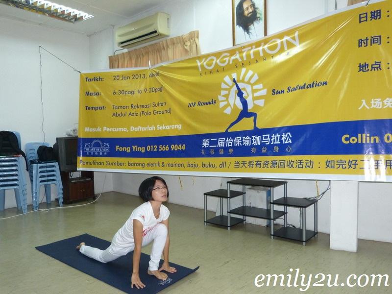 Yogathon