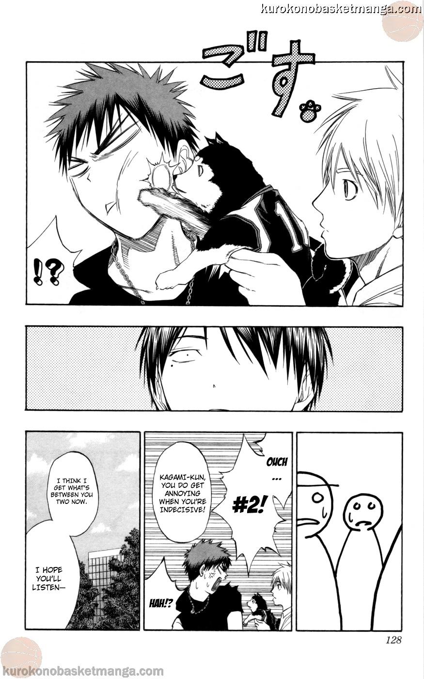 Kuroko no Basket Manga Chapter 77 - Image 02